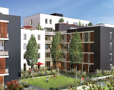 Programme immobilier neuf Lyon 9 - Vaise : 9 Town (Vaise)
