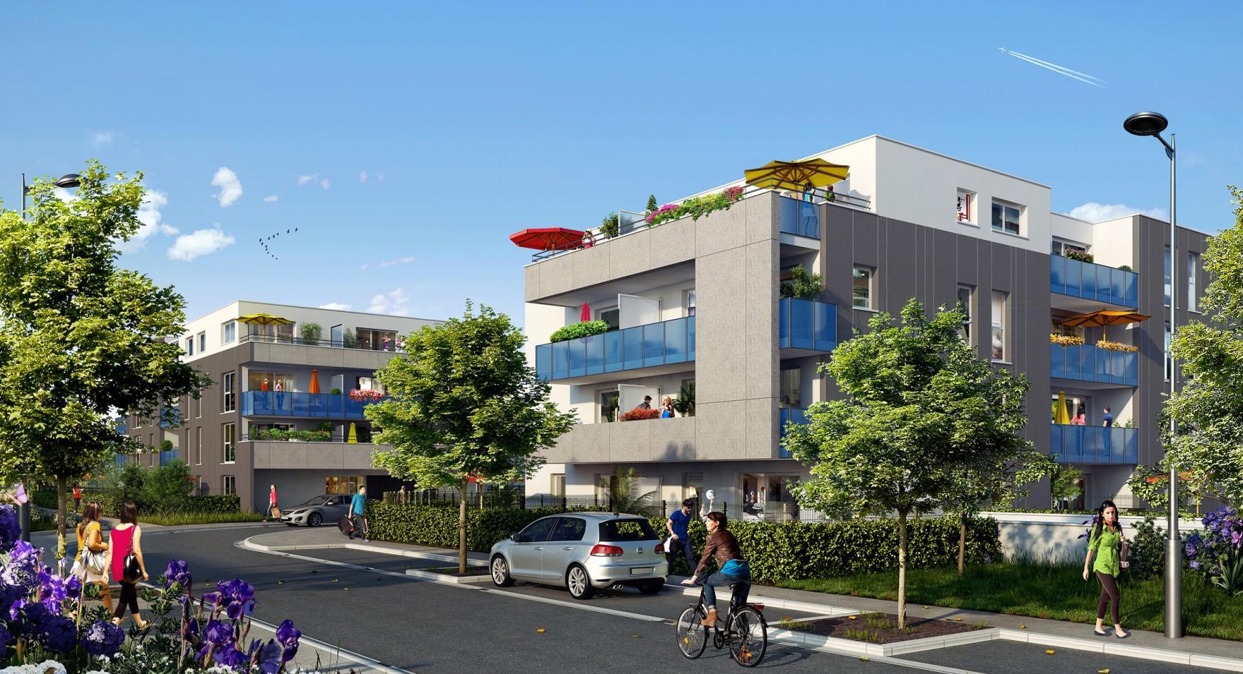 pop le programme immobilier avec appartements neufs. Black Bedroom Furniture Sets. Home Design Ideas