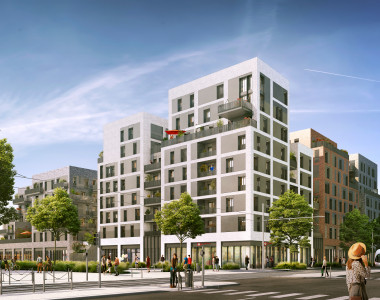 Programme immobilier neuf Lyon : La Fabric