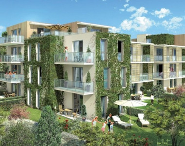 Programme immobilier neuf Oullins : Ô Sud