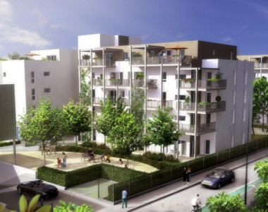 Programme immobilier neuf St Priest : LE MOD'